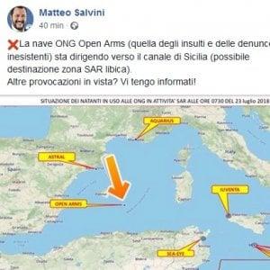 Rifugiati, Salvini taglia i fondi: aiuti per l'integrazione soltanto a chi ottiene asilo