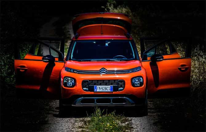Così Citroën rilancia la C3 Aircross
