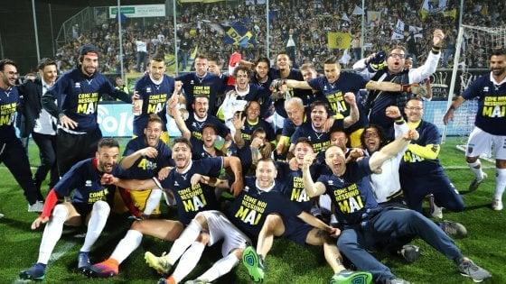 Il Parma resta in A, ma partirà da -5. Due anni a Calaiò