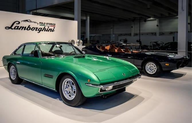 Espada e Islero, Lamborghini festeggia 50 anni