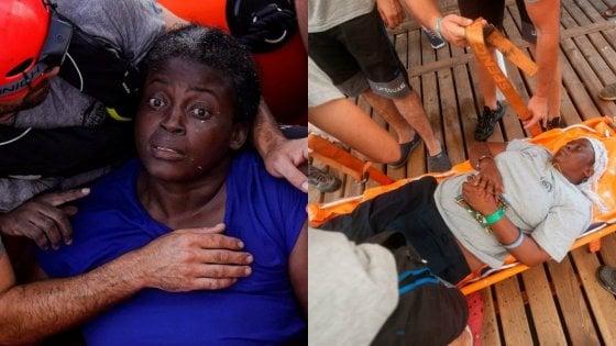 Josefa non aveva lo smalto. Virale la bufala della migrante con le unghie rosse salvata dalla Open Arms