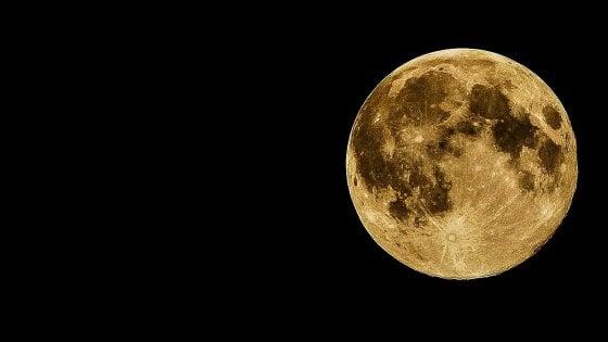 Quando la Luna era abitabile: acqua e atmosfera rendevano la vita possibile