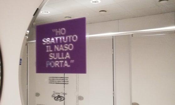 Cartelli Da Bagno : Scritte nei bagni ikea per aiutare le donne vittime di violenza: u201cÈ