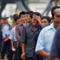 Corea del Nord, un cittadino su dieci è ridotto in schiavitù e il fenomeno