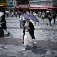 Giappone, ondata di caldo senza precedenti: 80 morti, oltre 22mila ricoverati