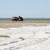 Il lago d'Aral sta tornando a nuova vita. Ma solo in Kazakistan