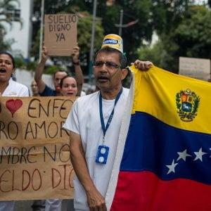Venezuela, per il Fondo Monetario l'inflazione raggiungerà il milione per cento
