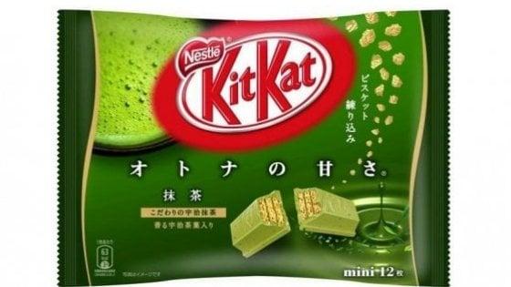 Dal KitKat al cappuccino, con il macha il mondo si colora di verde