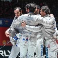 Scherma, Mondiali: azzurri ko in finale, la sciabola è d'argento
