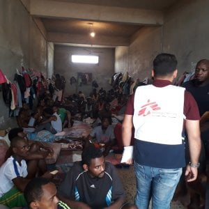Libia, continua la detenzione arbitraria dei rifugiati e dei migranti che arrivano nel Paese