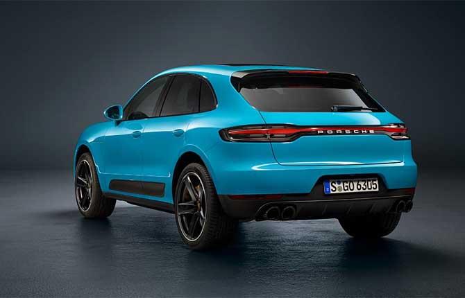 Porsche Macan, si cambia così