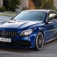 Mercedes-Benz C63 S AMG Sedan