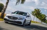 Mercedes-Benz C63 S AMG Estate