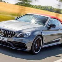 Mercedes-Benz C63 S AMG Cabriolet