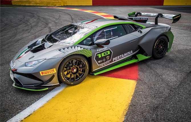 Huracán Super Trofeo Evo 10th Edition, Lamborghini festeggia 10 anni di corse
