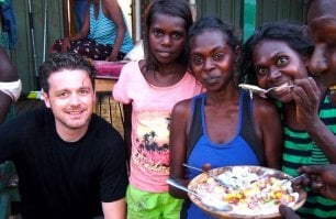 Allo chef Zonfrillo il premio per il progetto sociale: valorizza i prodotti aborigeni
