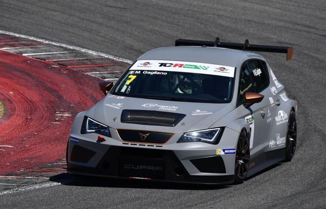 Trofeo TCR, Seat Cupra ci crede