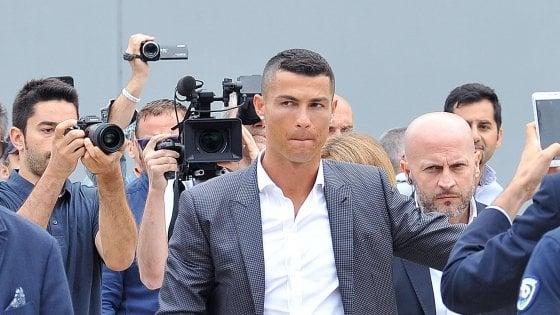 Cristiano Ronaldo patteggia con il fisco spagnolo: 19 milioni e niente carcere