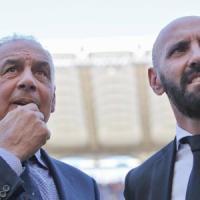 Roma, Pallotta bacchetta il Barcellona: