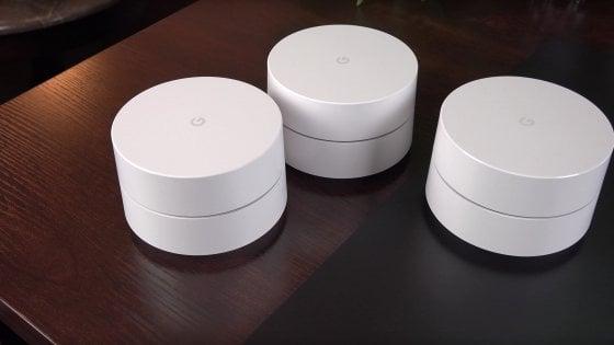 Semplice da usare ed efficace anche negli ambienti più difficili, ecco Google WiFi