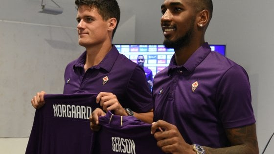 Seconda Maglia Fiorentina GERSON