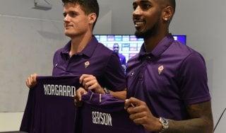 """Fiorentina, Gerson si presenta: """"Arrivo in un grande club, darò il massimo"""""""