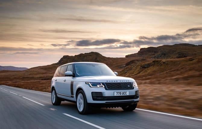 Range Rover, trapianto di cuore