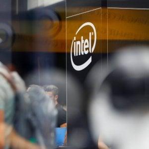 Intel delude il mercato sui nuovi chip, non basta la crescita degli utili