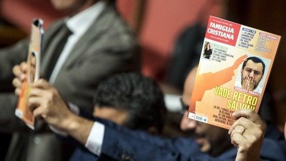 Salvini in Romagna: