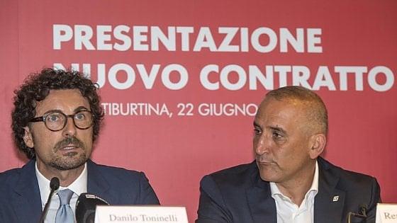 Azzerato Cda FS, via bresciano Mazzoncini