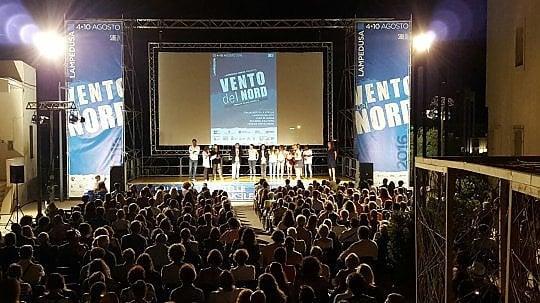 """""""Il vento del nord"""" porta il cinema a Lampedusa: film, ospiti e laboratori"""