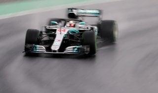 F1, Gp Ungheria: Hamilton in pole, le Ferrari in seconda fila