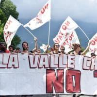 Referendum sulla Tav, consensi nel centrodestra per la proposta di Chiamparino. Cgil: