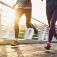 Lo sport protegge il cuore, anche in città