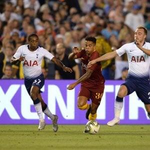 """Roma, Kluivert: """"Ho scelto la squadra giusta per crescere"""""""