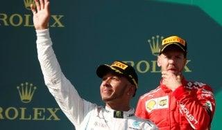 F1, Gp Ungheria: vince Hamilton, Vettel secondo e Raikkonen terzo