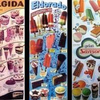 Dal Pinguino al Piedone alla fragola, che Amarcord con i gelati vintage
