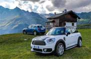 Mini Countryman, a prova d'estate