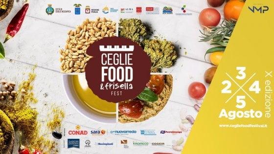 Ceglie Food Festival, tutto il valore della frisella
