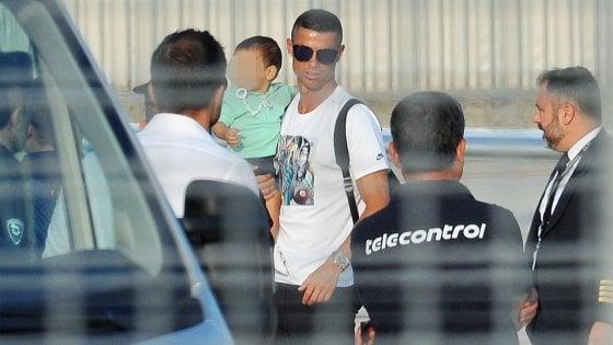 Cristiano Ronaldo a La Credenza