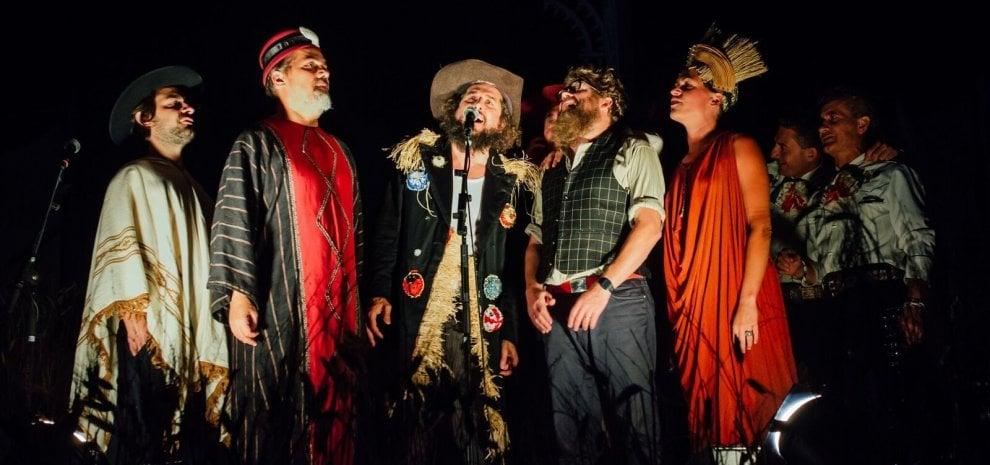 Sponz Festival, canti e danze nei borghi dell'Irpinia