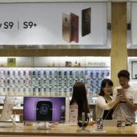Gli smartphone Samsung non tirano più e pesano sui conti