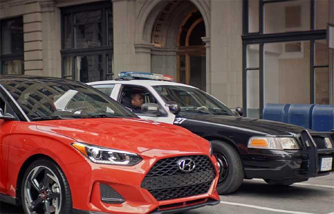 Hyundai Kona, Santa Fe e Veloster sul grande schermo