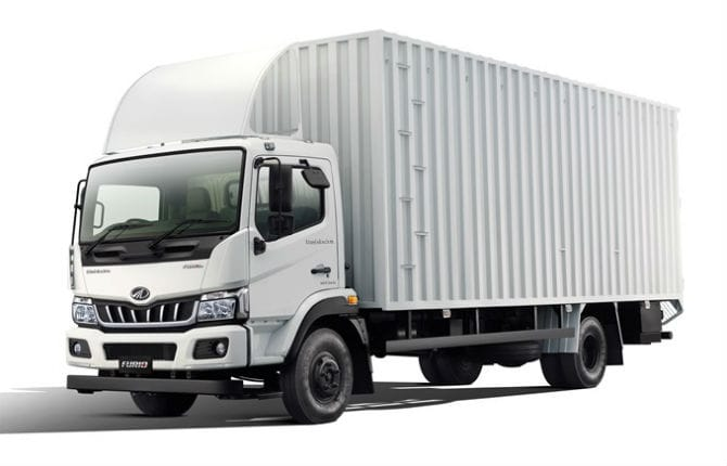 Mahindra Furio, la nuova gamma commerciale by Pininfarina