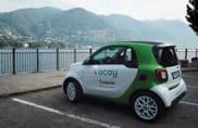 Smart EQ fortwo, vacanze a emissioni zero