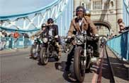 """The Distinguished Gentleman's Ride"", il raduno motociclistico più bello"