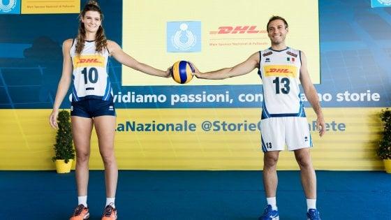 Calendario Mondiali Pallavolo Femminile.Volley Mondiali Le Nazionali Azzurre Sognano Blengini E