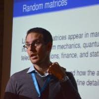 Un italiano vince la medaglia Fields, il Nobel della matematica: non succedeva