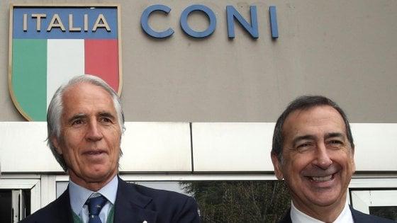 "Olimpiadi 2026, sindaco Sala al Coni: ""Chiarezza non c'era ieri né oggi """