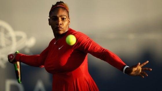 """Serena Williams, che umiliazione a San Jose: """"Posso fare infinitamente meglio"""""""